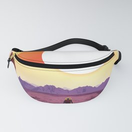 NASA Visions of the Future - Relax on Kepler-16b Fanny Pack