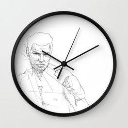 Boxer - Dempsey Wall Clock