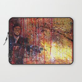 Tony Montana in Scarface Laptop Sleeve
