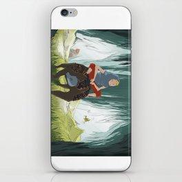 Henon iPhone Skin