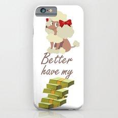 BBHMM Slim Case iPhone 6s