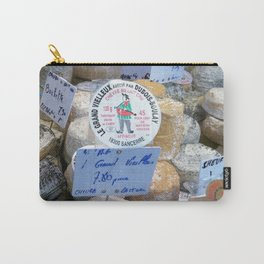 Cheese Market Paris Carry-All Pouch