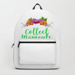 Beautiful Flower Flower Power Flowers Girlie Design Backpack