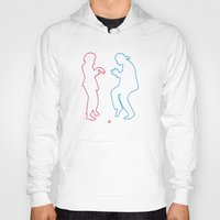 mia wallace Hoodies featuring Mia & Vince Dance by NOT ORDINARY