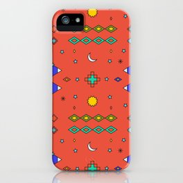 South America Dreaming iPhone Case