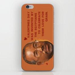 Carson Valentine iPhone Skin