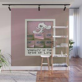 Spice Bunny # Bob The Lop Wall Mural