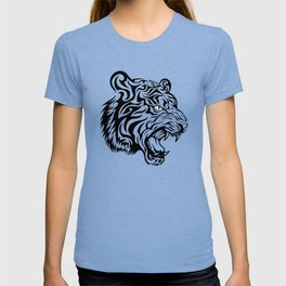 Aggressive Tiger T-shirt