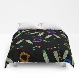 Spooky treats Comforters