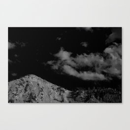 ∞. Canvas Print