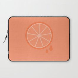 #51 Orange Laptop Sleeve