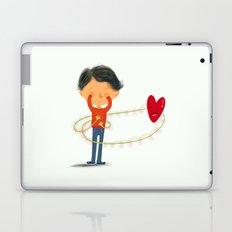 Boy in Love #2 Laptop & iPad Skin