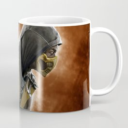 Scorpion fan art Coffee Mug