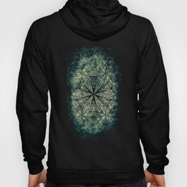 Sacred Geometry for your daily life -  ESOTERIC FLOWER OF LIFE Hoody