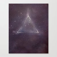 stargate Canvas Prints featuring Stargate by Raid VII