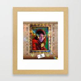 """Esfahan """"The Peacock Throne"""" Framed Art Print"""