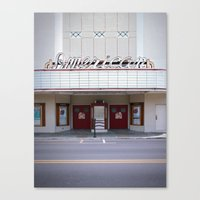 american Canvas Prints featuring American by Jon Cain