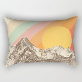 Mountainscape 1 Rectangular Pillow