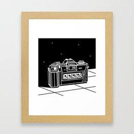 Nishika N8000 Framed Art Print