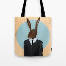 David Lynch | Rabbit Tote Bag