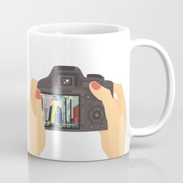 Photography of Nam Joo Hyuk Coffee Mug