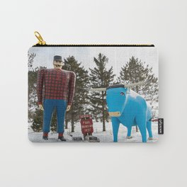 Paul + Babe Carry-All Pouch