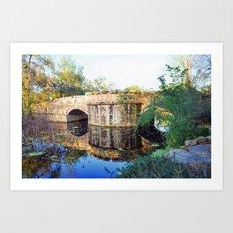 Stone Bridge Kunstdrucke