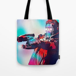 Star Lord, Guardians of the Galaxy, TheAvengers Tote Bag