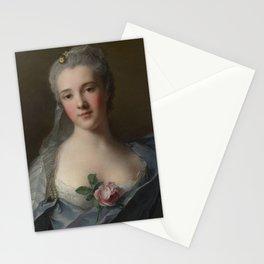 Jean-Marc Nattier - Manon Balletti Stationery Cards