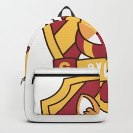 Corgi is Magic Backpack