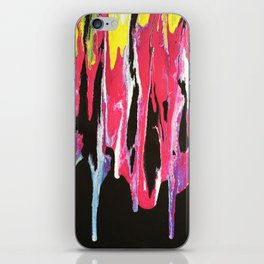 Tears of Colour iPhone Skin