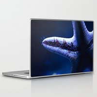 starfish Laptop & iPad Skins featuring Starfish by Robert Payton