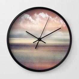 FADING MEMORIES Wall Clock