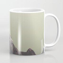 Moon & mountain Coffee Mug