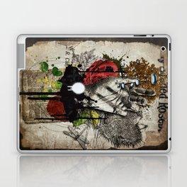 Above Laptop & iPad Skin