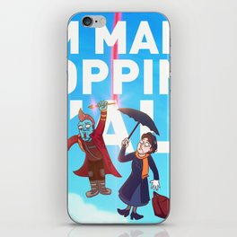 HELL YEAH HE'S COOL iPhone Skin