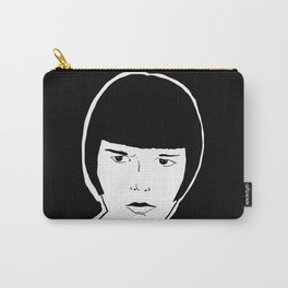 Miss Brooks Carry-All Pouch