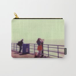 Kelly on the Boardwalk Carry-All Pouch