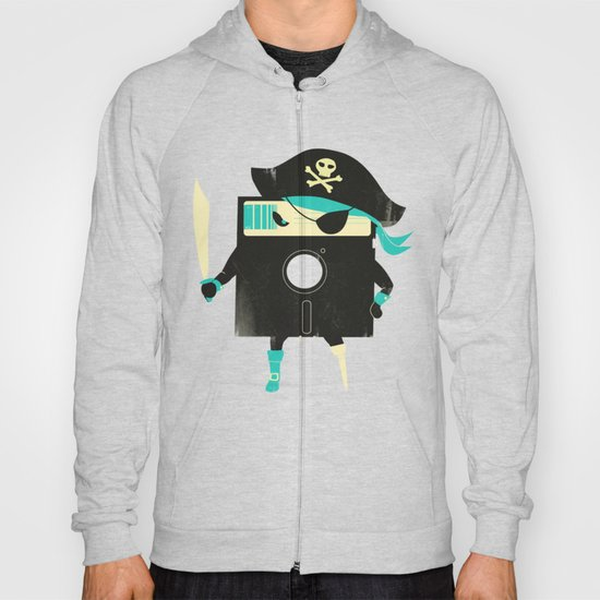 Software Pirate Hoody