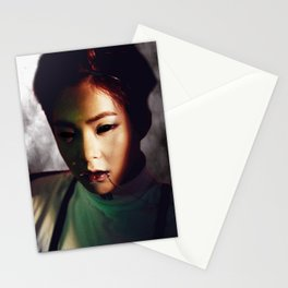 Demon Minseok Stationery Cards