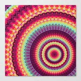 Mandala 140 Canvas Print