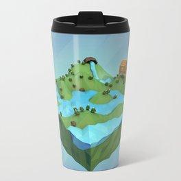 Thousand Islands Metal Travel Mug