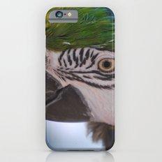 Beautiful Parrot Head Slim Case iPhone 6s
