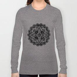Mandala Circles Long Sleeve T-shirt