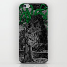 The Call of Cthulhu iPhone Skin
