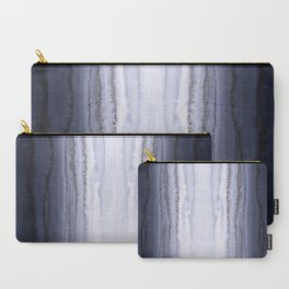 WITHIN THE TIDES BLUE Carry-All Pouch
