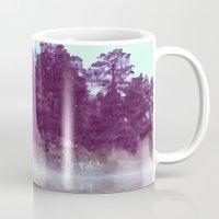lake Mugs featuring Lake by 83 Oranges™