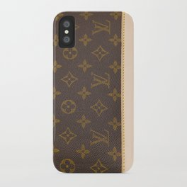 LV style Louis iPhone Case