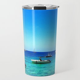 Vieques Floats Travel Mug
