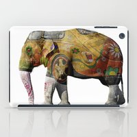 tatoo iPad Cases featuring Damn Tatoo Artists by Robin Curtiss